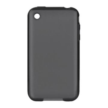 Imagen de PROTECTOR TPU PARA IPHONE 3G/3GS EN COLOR NEGRO