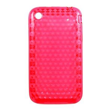 Imagen de PROTECTOR TPU PARA IPHONE 3G/3GS EN COLOR ROSADO