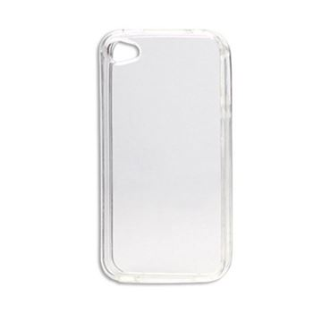 Imagen de PROTECTOR TPU PARA IPHONE 4 EN COLOR TRANSPARENTE