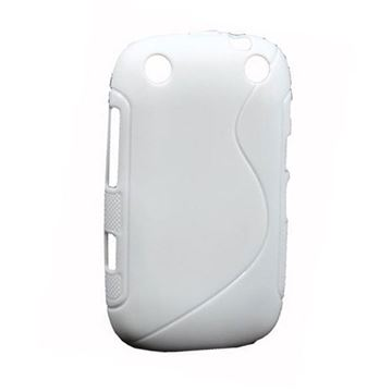 Imagen de PROTECTOR TPU PARA BLACKBERRY 9320 EN COLOR BLANCO