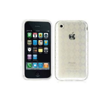 Imagen de PROTECTOR TPU PARA IPHONE 3G/3GS EN COLOR TRANSPARTENTE