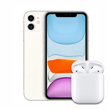 Imagen de IPHONE 11 128GB WHITE NEW PACK